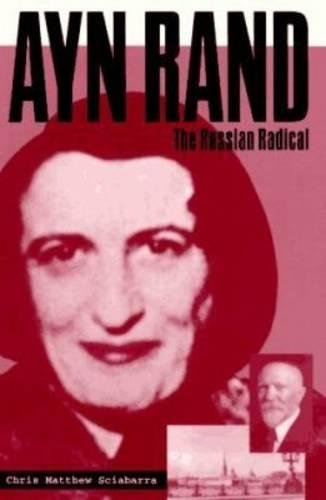 9780271014418: Ayn Rand - Ppr: The Russian Radical