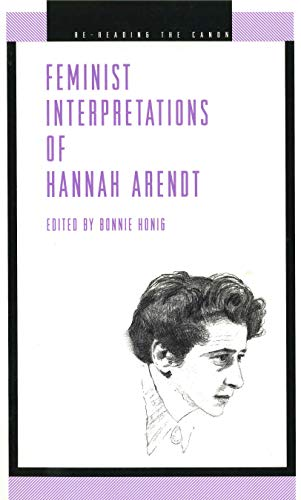9780271014470: Feminist Interpretations of Hannah Arendt