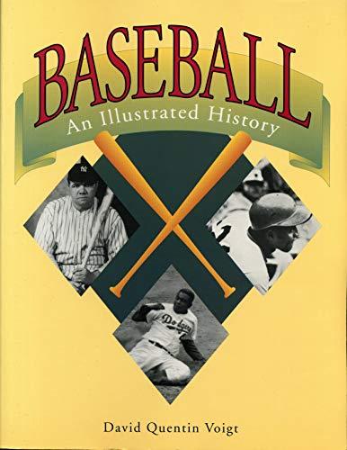 9780271014487: Baseball: An Illustrated History