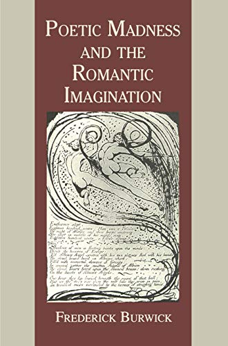 9780271014883: Poetic Madness and the Romantic Imagination