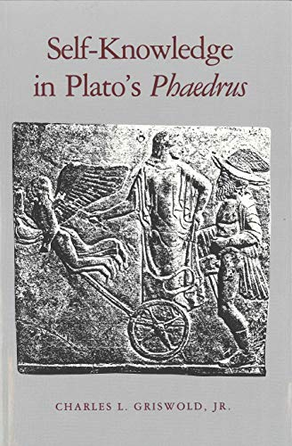 9780271016184: Self-Knowledge in Plato's Phaedrus