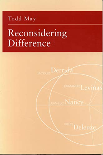 9780271016573: Reconsidering Difference: Nancy, Derrida, Levinas, and Deleuze