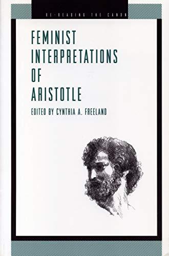9780271017303: Feminist Interpretations of Aristotle