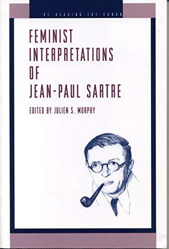 9780271018843: Feminist Interpretations of Jean-Paul Sartre (Re-Reading the Canon)