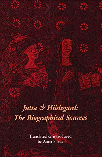 9780271019543: Jutta and Hildegard: The Biographical Sources (Brepols Medieval Women Series)
