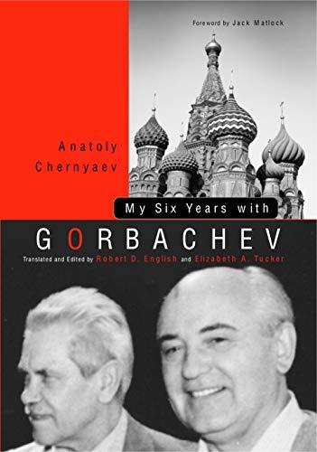 9780271020297: My Six Years With Gorbachev