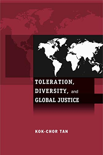 9780271020686: Toleration, Diversity, and Global Justice