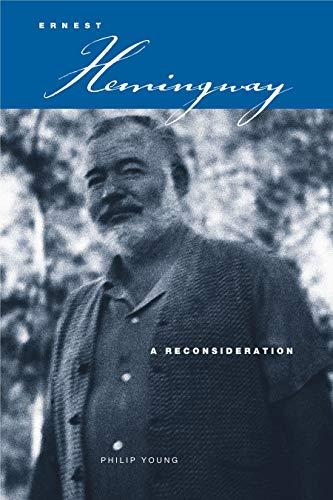 9780271020921: Ernest Hemingway: A Reconsideration