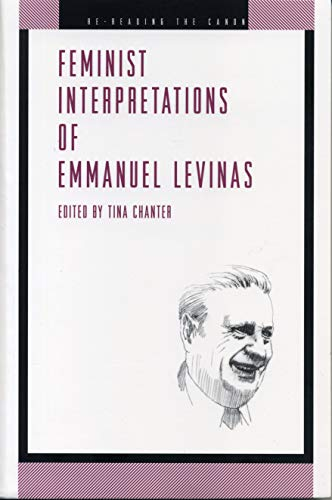 9780271021140: Feminist Interpretations of Emmanuel Levinas (Re-Reading the Canon)