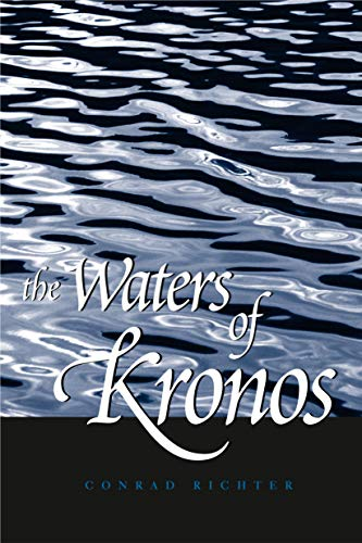 9780271022406: The Waters of Kronos