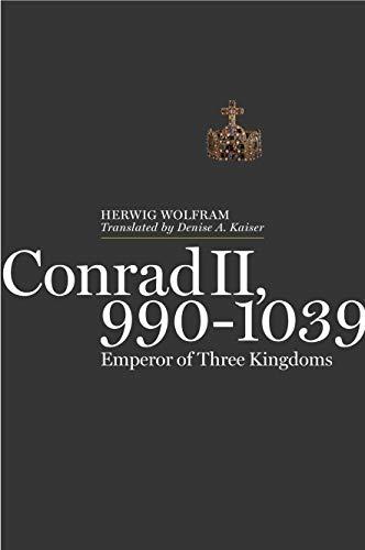 9780271027388: Conrad II, 990-1039: Emperor of Three Kingdoms