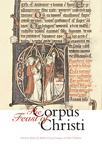 9780271029245: The Feast of Corpus Christi