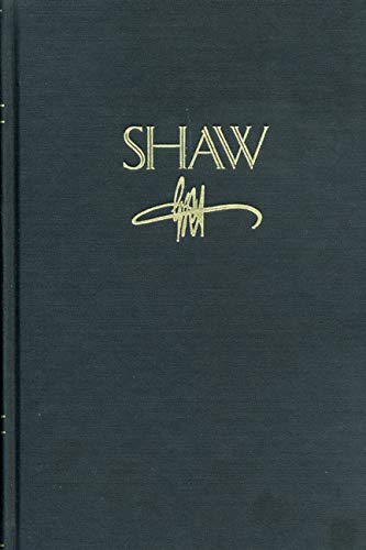 SHAW: The Annual of Bernard Shaw Studies, vol. 26: Shaw at the Sesquicentennial