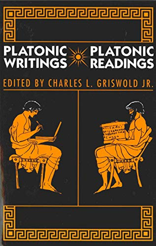 9780271030081: Platonic Writings/Platonic Readings