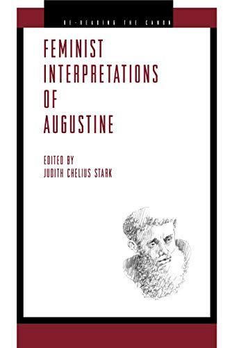 9780271032580: Feminist Interpretations of Augustine (Re-Reading the Canon)