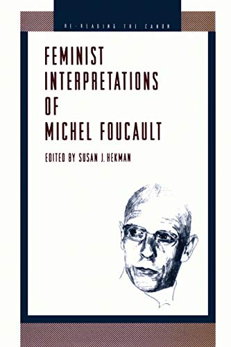 9780271032719: Feminist Interpretations of Michel Foucault (Re-Reading the Canon)