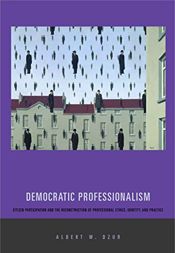 Democratic Professionalism: Citizen Participation and the Reconstruction of Professional Ethics, ...