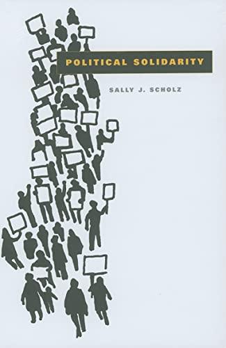 9780271034003: Political Solidarity