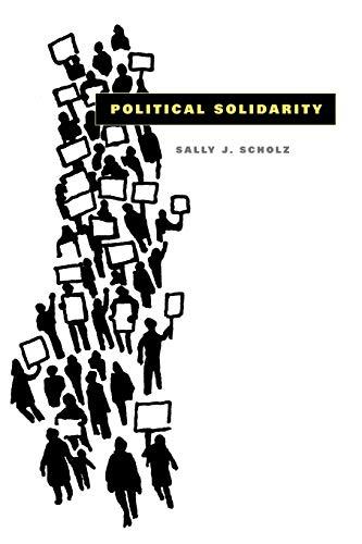 9780271034010: Political Solidarity