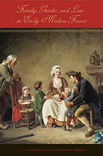 9780271034690: Family, Gender, and Law in Early Modern France
