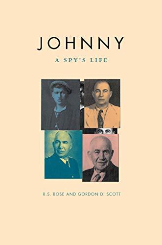 9780271035703: Johnny: A Spy's Life
