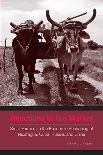 9780271036199: Reactions to the Market: Small Farmers in the Economic Reshaping of Nicaragua, Cuba, Russia, and China (Rural Studies)