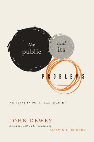 9780271055688: Public and It's Problems: An Essay in Political Inquiry