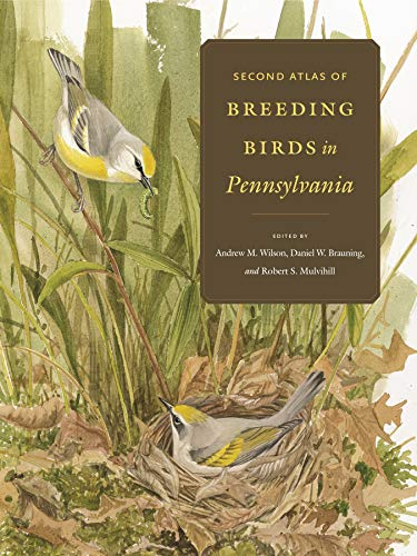 9780271056302: Second Atlas of Breeding Birds in Pennsylvania