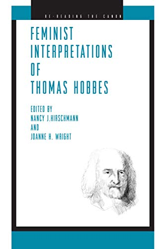 9780271056364: Feminist Interpretations of Thomas Hobbes (Re-Reading the Canon)
