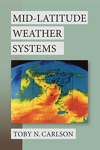 9780271056432: Mid-Latitude Weather Systems