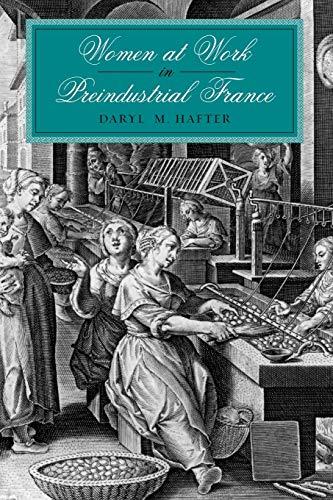 9780271058689: Women at Work in Preindustrial France
