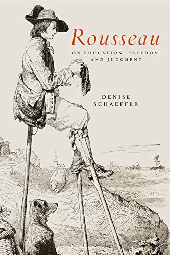 9780271062105: Rousseau on Education, Freedom, and Judgment
