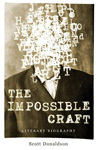 9780271065298: The Impossible Craft: Literary Biography (Penn State Series in the History of the Book)