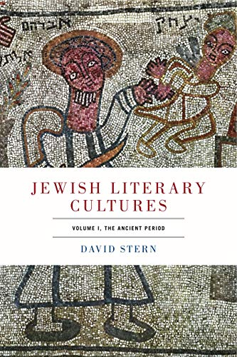 9780271067537: Jewish Literary Cultures: Volume 1, The Ancient Period