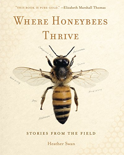9780271077413: Where Honeybees Thrive: Stories from the Field
