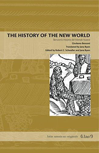History of the New World : Girolamo