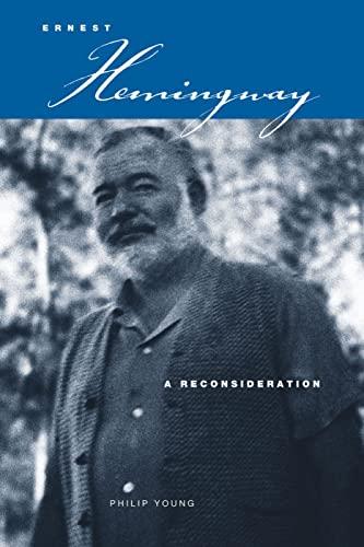 9780271730608: Ernest Hemingway: A Reconsideration