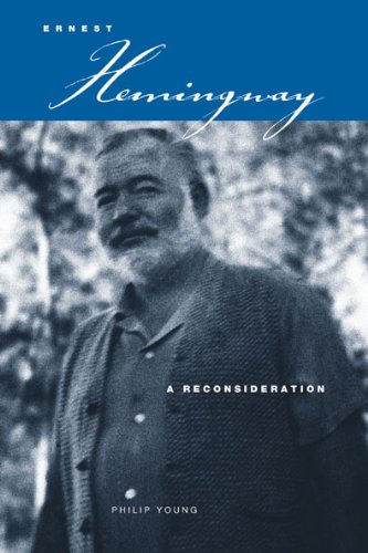 9780271730608: Ernest Hemingway: A Reconsideration