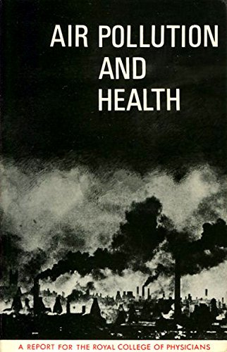 9780272760239: AIR POLLUTION AND HEALTH: REPORT FOR THE ROYAL COLLEGE OF PHYSICIANS