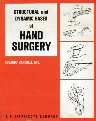 9780272792728: Structural and Dynamic Bases of Hand Surgery
