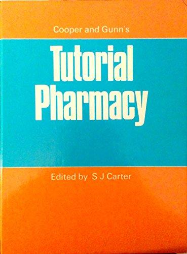 Tutorial Pharmacy: John William Cooper,
