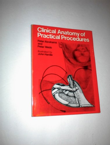 9780272793435: Clinical Anatomy of Practical Procedures