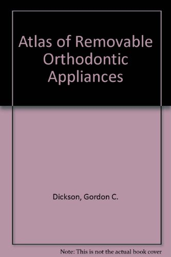 9780272795002: Atlas of Removable Orthodontic Appliances