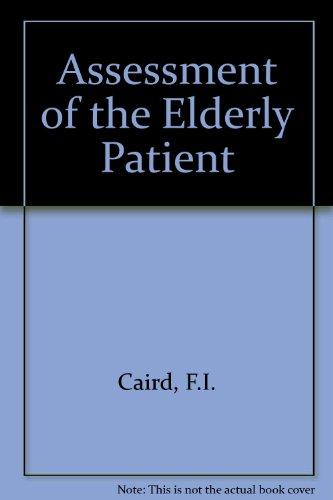 9780272795491: Assessment of the Elderly Patient