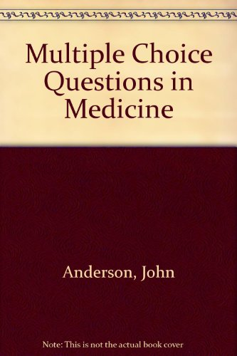 9780272796429: Multiple Choice Questions in Medicine