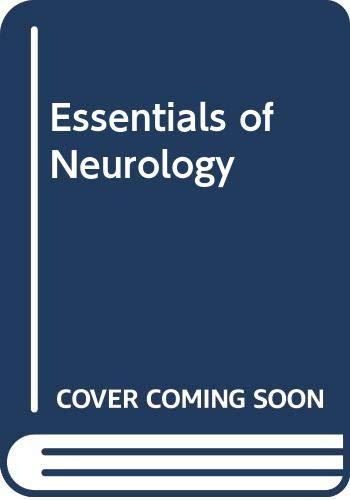 9780272796733: Essentials of Neurology