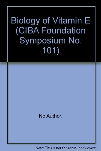 Biology of Vitamin E: Ciba Foundation