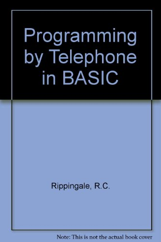 9780273002154: Programming by Telephone in BASIC