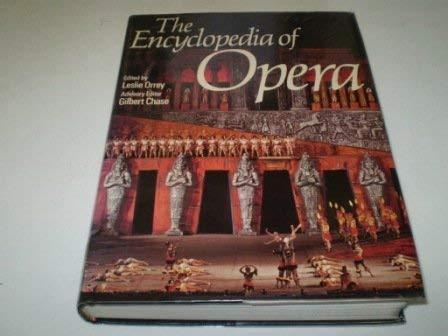 9780273002376: Encyclopaedia of Opera