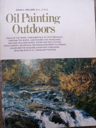 9780273002406: Oil Painting Outdoors